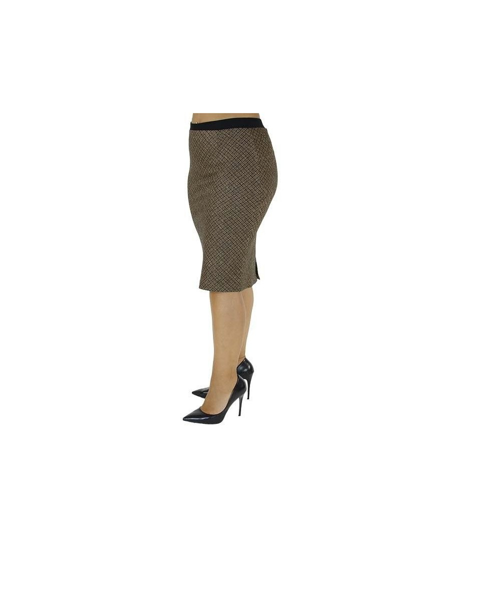 Gonna con Elastico 9123 Gonne donna Lesly LY9123 31,90€