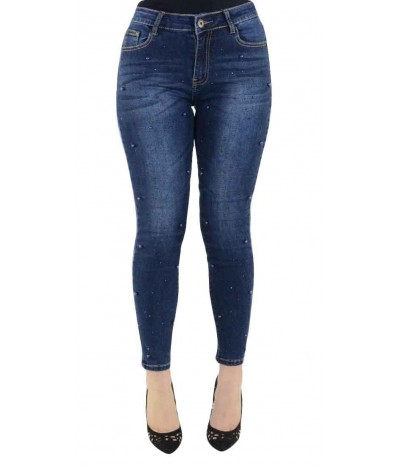 Jeans Perline 1640
